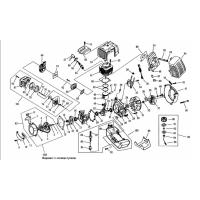 Carver GBC-043 / 043M Двигатель купить с доставкой по России