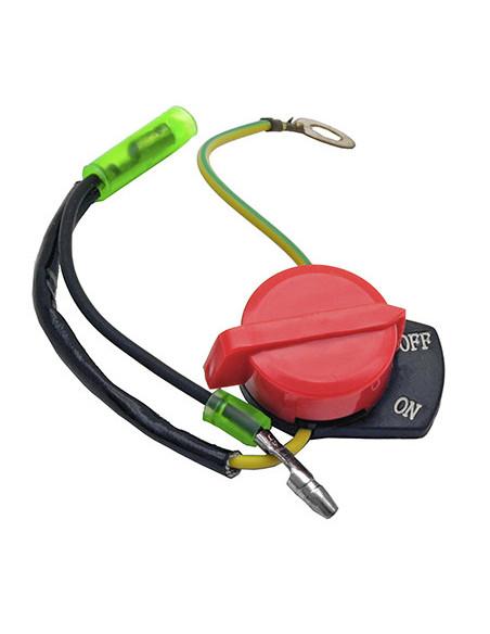 Выключатели и кнопки для дизельных двигателей общего назначения