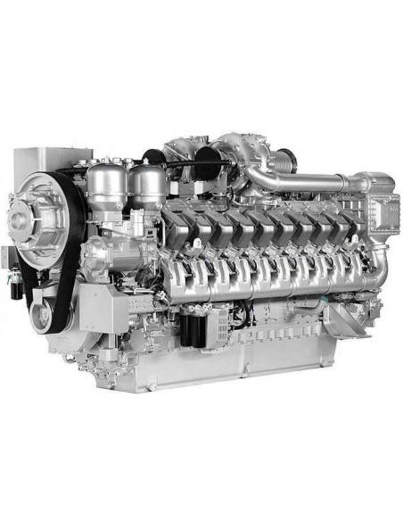 Запчасти для промышленных двигателей